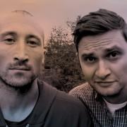 Brent&Marc-b&w 2