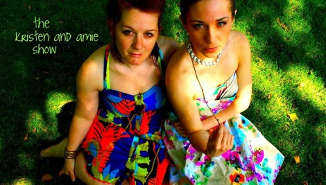 kristen and amie show